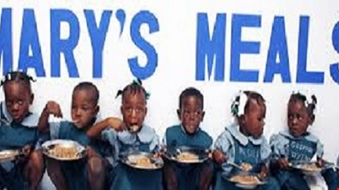Dnes s Mary's Meals